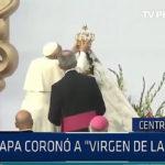 Trujillo: Papa coronó a Virgen de la Puerta