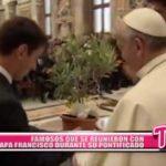 Internacional: Famosos que se reunieron con el Papa Francisco durante su pontificado