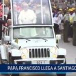 Chile: Papa Francisco llega a Santiago