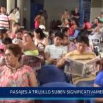 Chiclayo: Pasajes a Trujillo suben significativamente