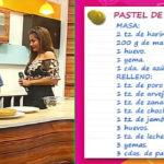Rico y baratito: La señora Milagros Miranda Vera nos enseño a preparar un delicioso pastel de verano