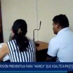Chiclayo: Prisión preventiva para marca que asaltó a pastor evangélico