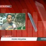 Vallejo: Pedro Requena luchará por el retorno a la profesional