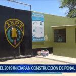 Piura: El 2019 iniciaría construcción de penal de Piura