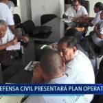 Piura: Defensa Civil presentará plan anual de trabajo