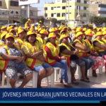 Chiclayo: Jóvenes integraran juntas vecinales en Lambayeque