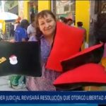 Chiclayo: Poder Judicial revisará resolución que otorgó libertad a Norma Muro