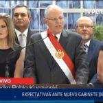 Chiclayo: Expectativas ante nuevo gabinete de PPK