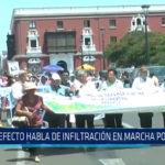 Trujillo: Prefecto habla de infiltración en marcha por indulto