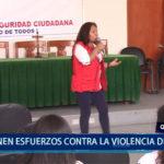 Piura: Unen esfuerzos contra la violencia de género