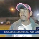 Salaverry: Racha de accidentes fatales continúa