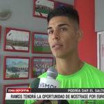 Ramos tendrá la oportunidad de mostrarse por europa