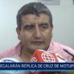 Chiclayo: Regalarán réplica de Cruz de Motupe al Papa