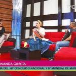 Magazin: La reina de Marinera visitó el set Depeapa