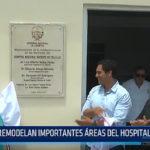 Trujillo: Remodelan importantes áreas del Hospital Regional
