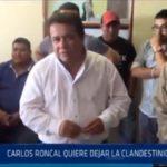 Chiclayo: Carlos Roncal quiere dejar la clandestinidad