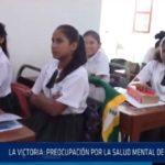 Chiclayo: La Victoria: Preocupación por la salud mental de los jóvenes