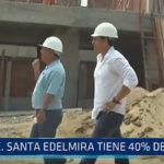 Trujillo: I.E. Santa Edelmira tiene 40% de avance