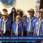 Trujillo: Más de mil scouts participarán en misa Papal