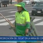 Trujillo: Tercerización del SEGAT en la mira de contraloria