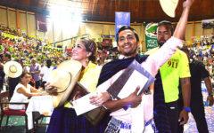 """""""Los campeones del pueblo"""" en el 58° Concurso Nacional de Marinera"""