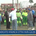 Trujillo: Sindicato anuncia otra huelga en el SEGAT