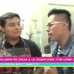 Rico y Baratito: Preparación de un rico tallarin en salsa a la huancaína con lomo saltado