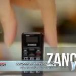 Conoce el teléfono móvil más pequeño del mundo