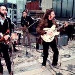 """La banda británica """"The Beatles"""" hacen su última aparición"""