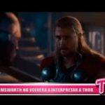 Internacional: Chris Hemsworth no volverá a interpretar a Thor