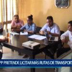 Piura: Quieren Licitar 11 Rutas Más