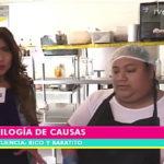 """Rico y baratito: En el restaurant """"El Tata Restobar"""" nos enseña a preparar una rica trilogia de causas"""