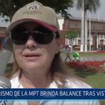 Trujillo: Turismo de la MPT brinda balance tras visita del Papa
