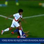 Chiclayo: Yordy Reyna no participará en mundial Rusia 2018