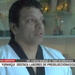 Yupanqui destaca labores de preseleccionados