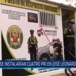Chiclayo: Se instalarían cuatro PRI en José Leonardo Ortiz