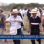 Chiclayo: Amenaza de muerte a presidente del poder judicial