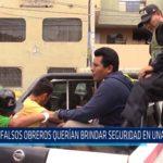 Chiclayo: Falsos obreros querían brindar seguridad en una vivienda