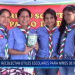 Chiclayo: Recolectan útiles escolares para niños de Incawasi