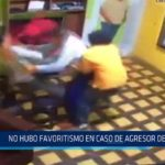 Chiclayo: No hubo favoritismo en caso de agresor de menor
