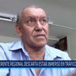 Chiclayo: Gerente Regional descarta estar inmerso en tráfico de tierras