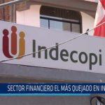 Chiclayo: Sector financiero el más quejado en INDECOPI