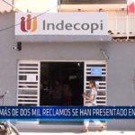 Chiclayo: Más de dos mil reclamos se han presentado en INDECOPI