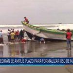 Chiclayo: Pedirán se amplíe plazo para formalizar uso de maquinaria