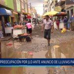 Chiclayo: Preocupación por JLO ante anuncio de lluvias en marzo