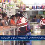 Chiclayo: Realizan operativos contra la informalidad laboral