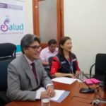 Ministro de Salud: Abel Salinas, inaugura teleconsultorios en hospitales de Ica