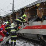 Choque de trenes en Austria deja al menos un muerto y varios heridos