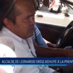 Chiclayo: Alcalde de Leonardo Ortiz rehúye a la prensa local