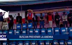 Trujillo: Buscan prevenir la anemia